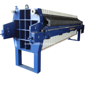 High Pressure Membrane Filter Press export southeast Asia