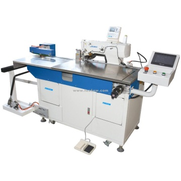 Automatic Front Placket Buttonhole Indexer