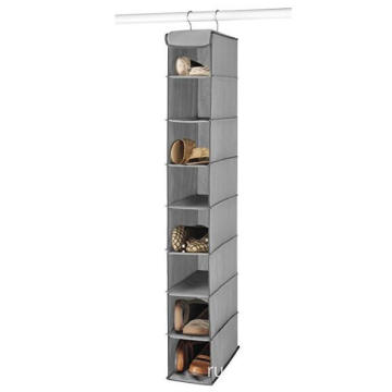 Space Saving oxford storage shelf Over the Door Hanging Shoe Organizer
