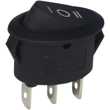 Oval on off on Rocker Switch