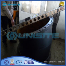 Big Discount for Welded Bend With Flanges Carbon steel weld pipe bend export to Luxembourg Manufacturer