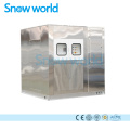 Snow world High Efficient Plate Ice Machine 3T