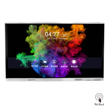 86 Inches Infra-Red Touch Panel