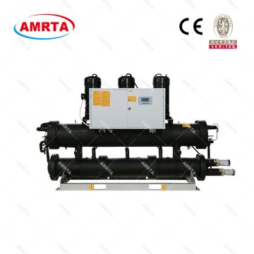 Water to Water Cooled Industrial Chiller Air Conditioner