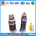 6kV to 33kV 50mm2 70mm2 95mm2 120mm2 XLPE Electrical Cables
