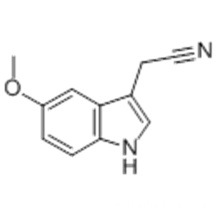 5-Methoxyindol-3-acetonitril CAS 2436-17-1
