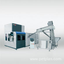 fully-automatic big volume  blow moulding machine