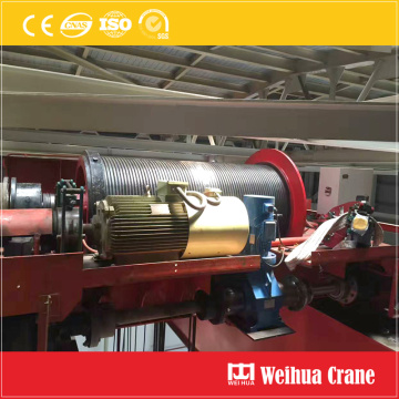 Crane Wire Rope Drum