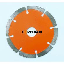 Best Quality for Segmented Blade 115mm DIY Diamond Segmented Cutting Disc export to Guinea-Bissau Manufacturer