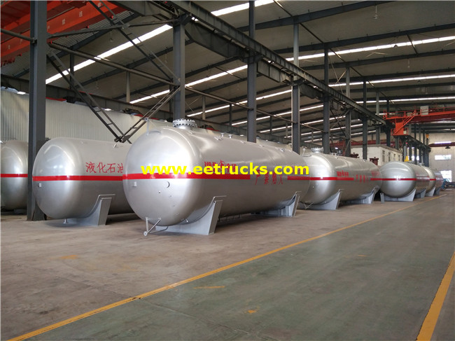 7000 gallons Used Domestic LPG Tanks