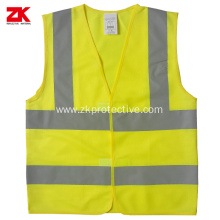EN 20471 Hi-vis Yellow  fluorescent vest