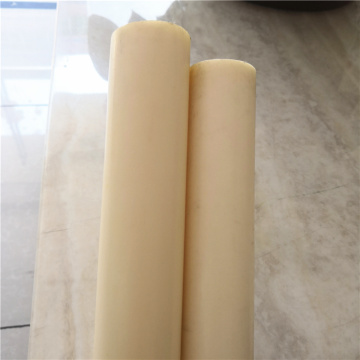 Black and Beige Antistatic POM/polyformaldehyde ESD rod