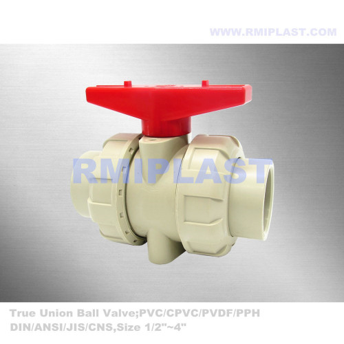 Butt Welding PPH Ball Valve PN10