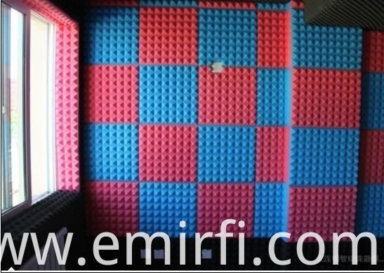 sound noise foam