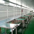 Factory Supply Speed Adjustable Mobile Phone Assembly Line