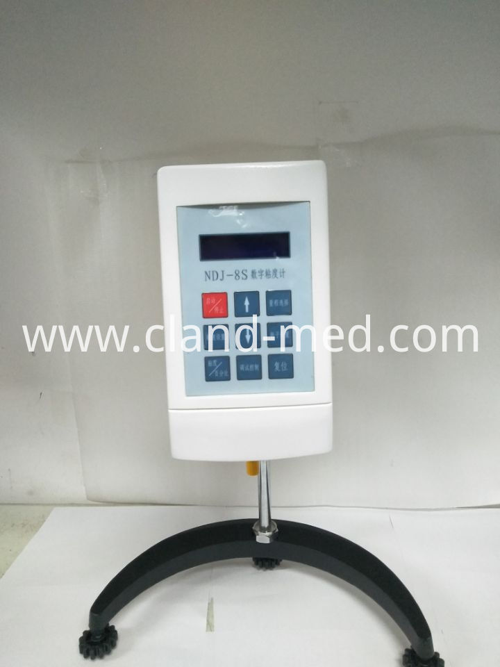 Ndj 8s Digital Rotational Viscometer 1
