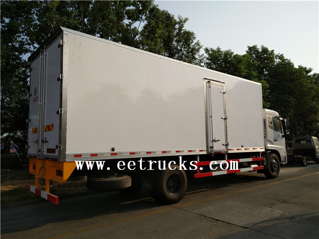 Dongfeng Refrigerated Trucks