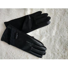 lace embroidery fashion vintage women glove