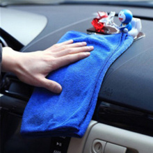 multi-color microfiber cleaning cloth car towel