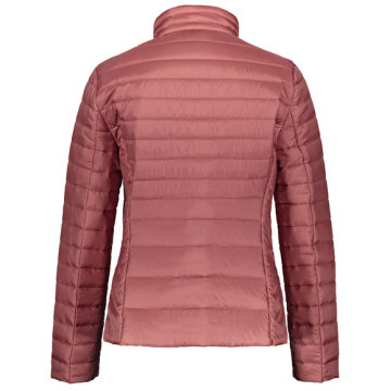 High Quality Industrial Factory for Women Light Down Touch Jacket Durable water-repellent sheds rain effectively supply to India Supplier