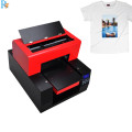 Automatic Flatbed T-Shirt Printer