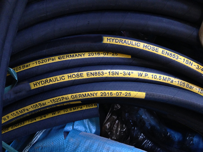hydraulic hose 1SN 19MM
