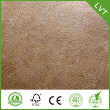 Stone Surface Vinyl Flooring with Fiberglass