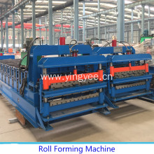 Roofing Sheet Forming Galvanized Steel Machine