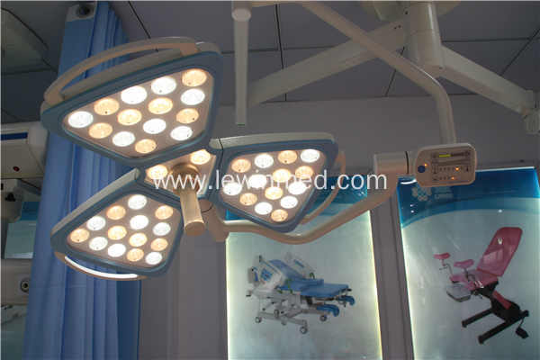 single dome CreLed3300 LED Shadowless operating lamp