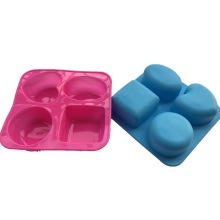 silicone oval cute soap molds oval soap mould