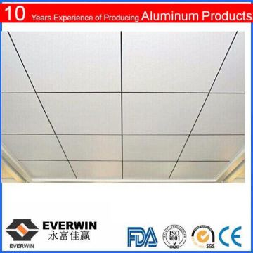 2017 Best Selling Aluminum Ceiling Tiles