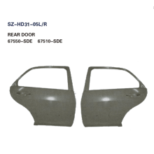 Steel Body Autoparts Honda 2003 Accord REAR DOOR