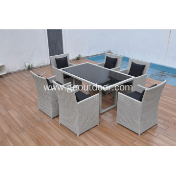 2019 Good quality dining table&chair set