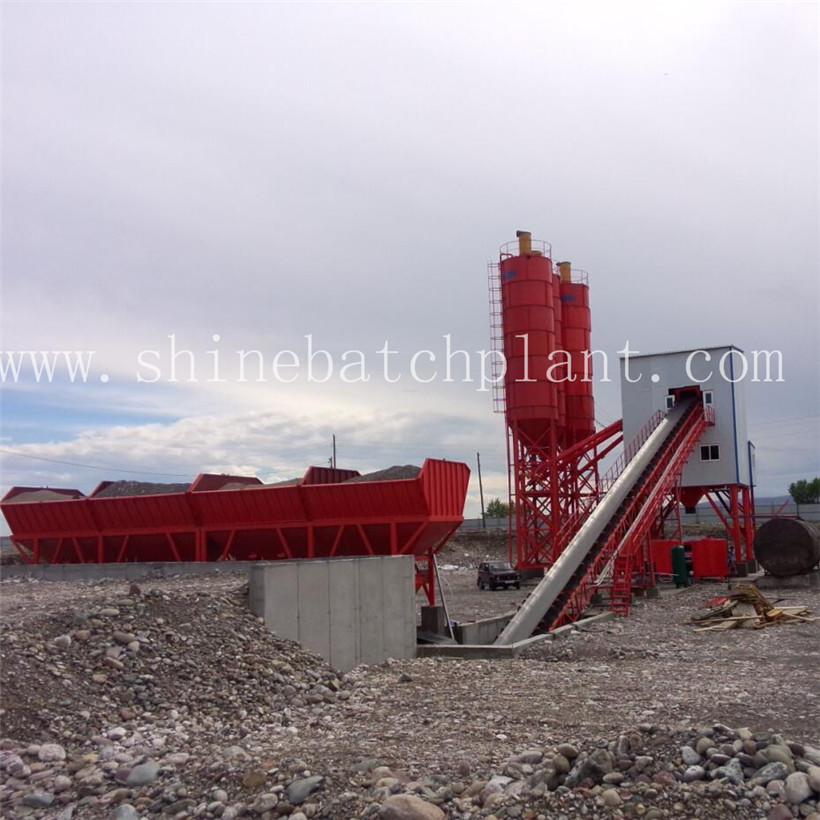 180 Commercial Concrete Mix Machinery