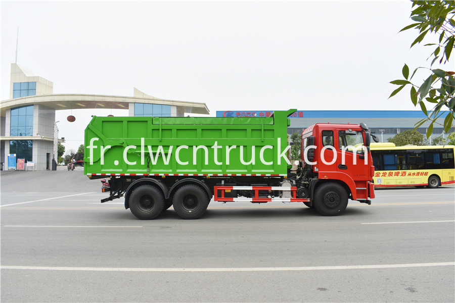 waste reduction truck price