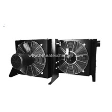 Intercooler/Aftercooler of Air Compressor