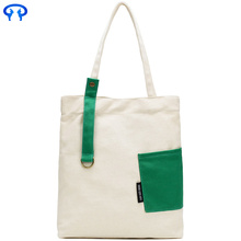 New Fashion Design for Canvas Grocery Bags White cheap eBay canvas bag supply to Virgin Islands (British) Manufacturer
