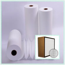 Hot sale for Fiberglass F8 Air Filter Paper Glass microfiber Filter Media-ASHRAE supply to Comoros Factory