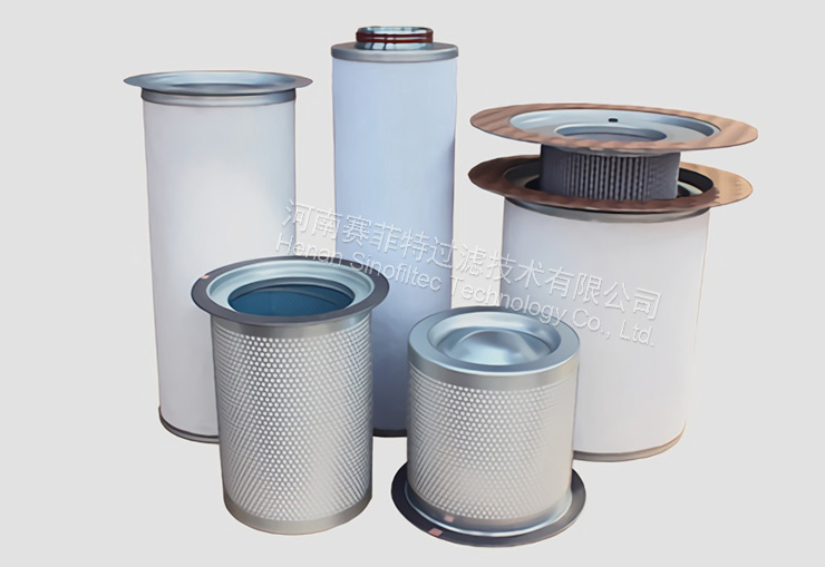 Ingersoll rand air compressor filters