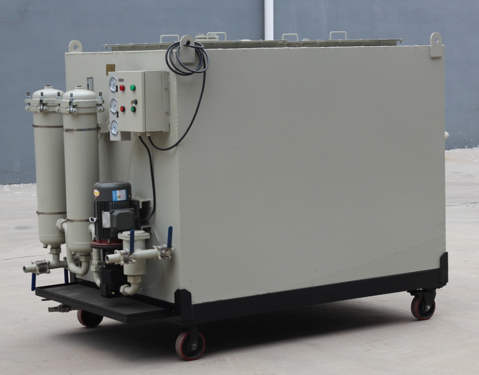 LYC-G  Movable Type High Pollution Oil Purifier
