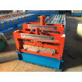 Galvanized metal glazed tile roofing panel sheet machine