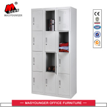 Cheapest Price for Steel Lockers White 12 Doors Metal Lockers export to Ireland Wholesale