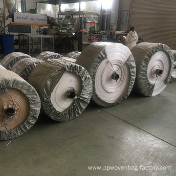 100% virgin polypropylene fabric roll
