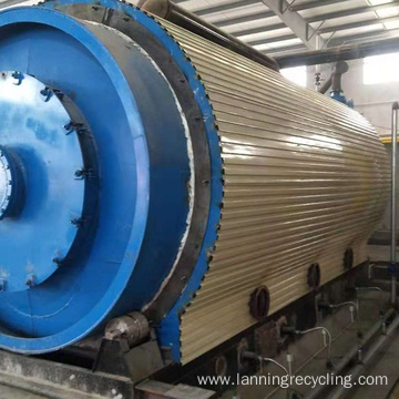 Environmental Protective Waste tires Recycling to Oil Plant