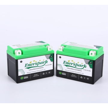 Special starting Lithium Batteries For Motorcycles