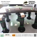 Taurus Floor Support Adjustable Plastic Pedestal