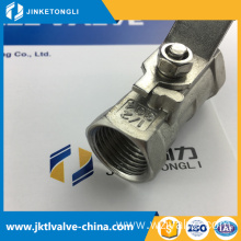 new products irrigation professional produce GB 4 inch stainless steel ball valve