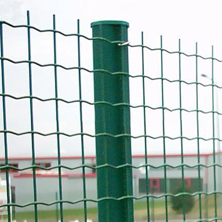 decorative pvc coated holland wire mesh garden fence