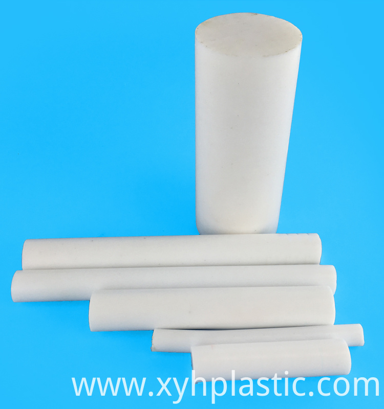 Solid PTFE Teflon Bar