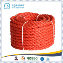 Goods high definition for PE Monofilament 3 Strands Twist Rope Super Strong Polypropylene Marine Rope export to Guyana Factory